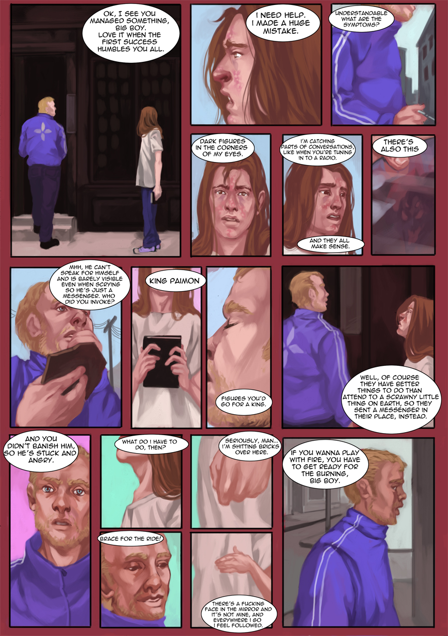 The Moon's Filthy Lesson Pg. 15
